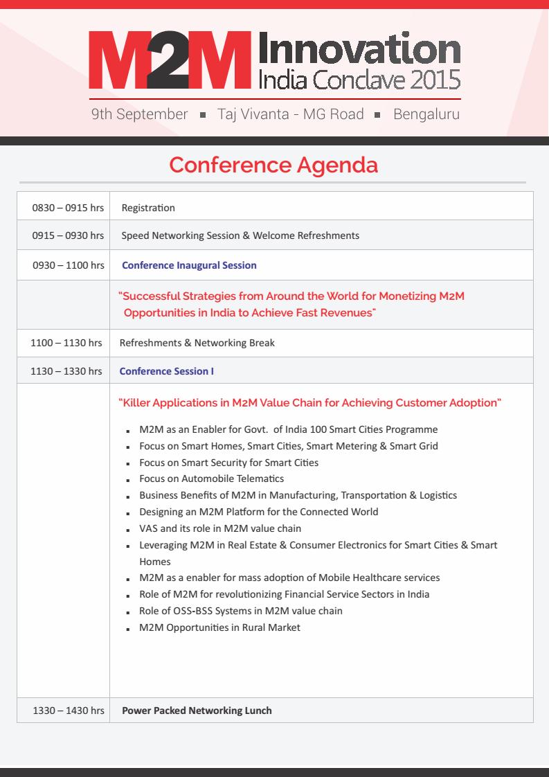 Conf Agenda M2M 2015 pg 1