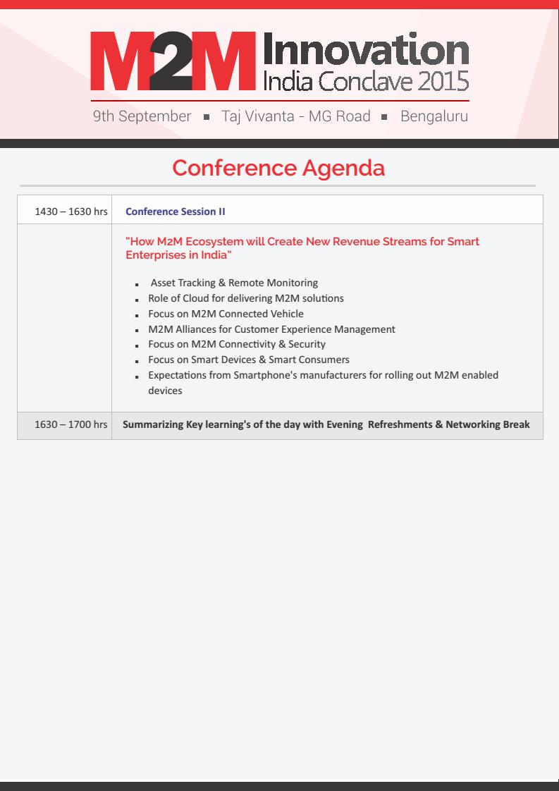 Conf Agenda M2M 2015 pg 2