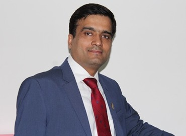Kuldeep Malik, Country Head - Corporate Sales International, MediaTek India