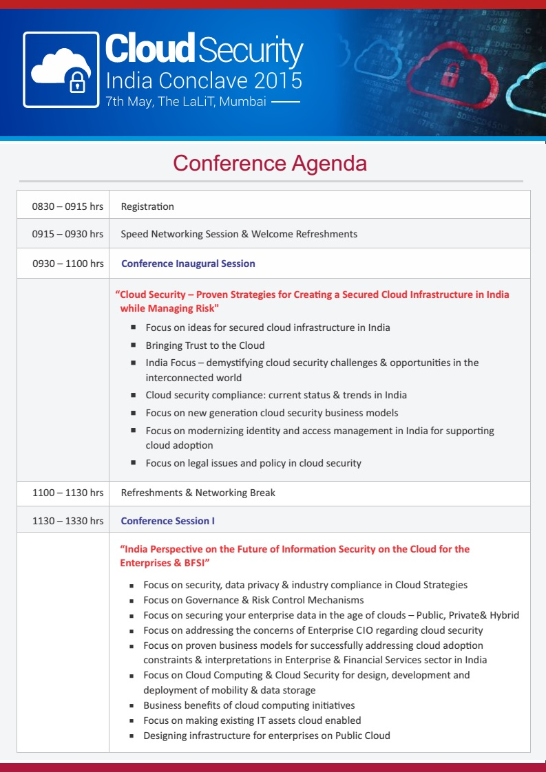 conference agenda pg 1