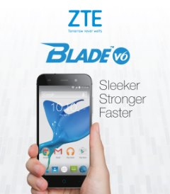 ZTE unveils Blade V6 and Axon Mini in India