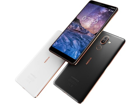 Nokia 7 Plus more appealing and durable