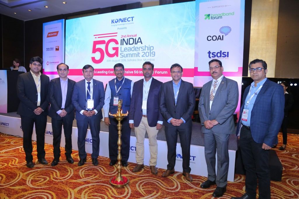 Key telecom players bat for sustainable investments and regulatory improvements ahead of the 5G auctions