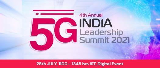5G India Summit 2021